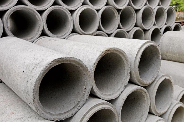 Asbestos In Concrete Pipes