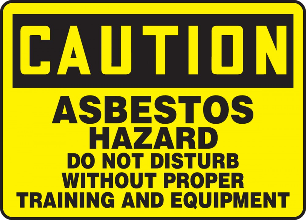 Working Around Asbestos